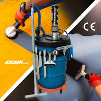 New EasySwitch Wet-Dry Vac System is CE Compliant