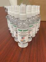 New MDF-HS80 Topical Hand Sanitizer has No Gelling or Thickening Agents