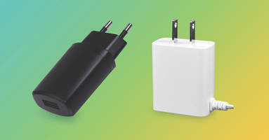 New Compact Adapters with USB Type A Connector Option