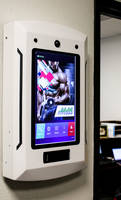 New Smart Physical Security Kiosk Feature 24/7 180-degree Video Surveillance