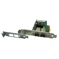 New N-TGE-SFP-02 PCIe Network Interface Card Meets IEEE 802.3ae and IEEE 802.3z Standards