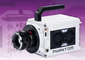 New Phantom T1340 Four-Megapixel Camera Comes with 12-bit CMOS Sensor