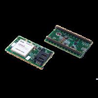 New CF Embedded Cellular Modem Mounts on PC Board, DIP Socket or Header