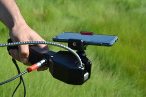 New Field Spectroradiometer Features Tilt Angle Sensor and Auto-rangefinder