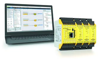 New Input Module Detects and Processes Analog Signals