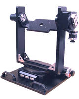 New Two-Axis Gimbal Mounts Can Handle Loads up to 20kg