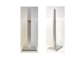 New Floor and Counter Stands with Lightweight, Portable, Stable and Simple to Clean Design