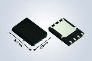 New 30 V P-Channel MOSFET is Halogen-Free and RoHS-Compliant