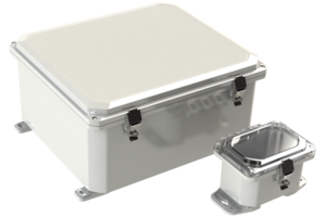 New ZH Series and ZQ Series NEMA Enclosures are IP65, IP66, IP67 and IP68 Rated