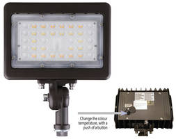 New CCT Adjust Mini Flood Lights Available in 15 W, 30 W or 50 W