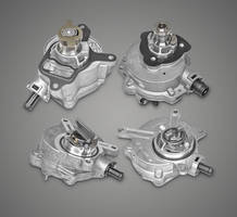New Brake Vacuum Pumps Include Gasket and/or Seal