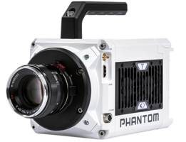 New Phantom T1340 Camera Provides Four-Megapixel Frame Rates