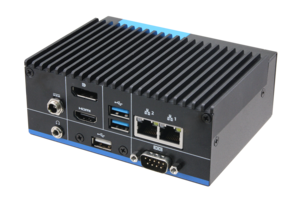 New ECS-APCL Fanless System Feature 2 x Gigabit Ethernet