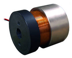 New Linear Motors Feature Open Aperture of 0.50 in.