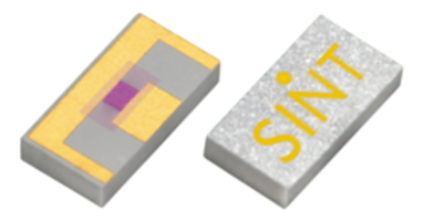 New Surface Mount Chip Terminations with VSWR Performance of Typical 1.25:1