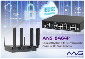 New Network Security Appliance for Firewall, Broadband Bonding and Network Routers