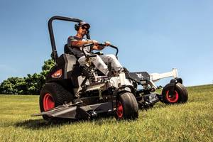 Bobcat Company Announces Launch Event for New Line of Zero-turn Mowers