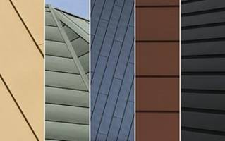 Latest Architectural-Grade Zinc Options are Suitable for Both Commercial and Residential Projects