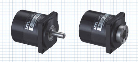 New MDD Miniature AC Servomotors are RoHS and CE Compliant