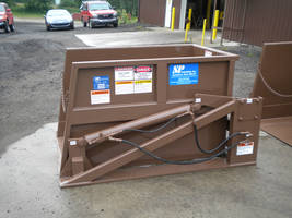 SP Industries Customizes Rolo Dumper Design to Meet Low-clearance Challenges