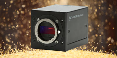 New Line Scan Cameras with Built-in Color Conversion Function