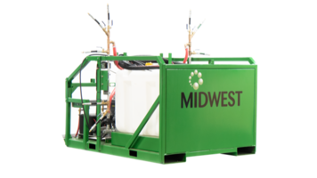 New MineKleen Dust Control System Features Molecular Technology