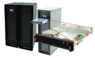 New Liquid Cooled SSPA Comes with 2U Amplifier Drawer and Full System Rack