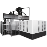 New MCR-S Double Column Machining Center Can Handle Hardened Cast Iron, Nonferrous and Exotic Materials