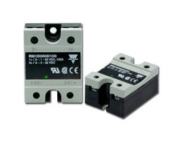 New RM1D Series Solid State Relays are UL, CSA and CE Certified