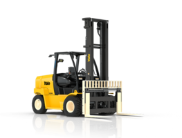 New ERP-VNL Series Lift Trucks Offer Low Noise Levels and No Emissions