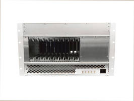 New Backplane/Chassis Geared for 3U and 6U OpenVPX and SOSA Development