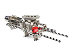 New ATEX-Certified Rotary Valves Keep Hazardous Situations Safely Contained