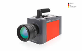 New ImageIR 8300 Infrared Cameras Come with Cooled Focal-Plane Array Photon Detectors