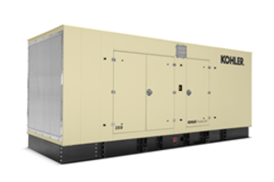 New REZXD 300-500 kW Gas-Powered Generators Come with Fuel Reset Box