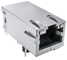 New 10GBASE-T MagJack ICMs are Backward Compatible with Existing Ethernet Networks