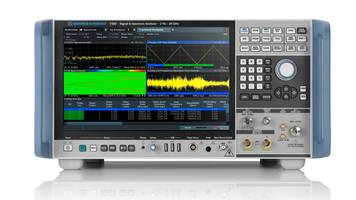 Latest Signal and Spectrum Analyzer Offers Higher Signal Quality and Sensitivity