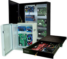 New Trove Enclosures Can Accommodate LenelS2 Controllers with Altronix Power Distribution