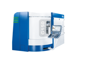 New Universal Machining Center Features Rigid 5-axis Horizontal Design