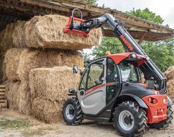 Manitou Adds The New MLT 420 Compact Telescopic Loader to its Extensive North American Offering