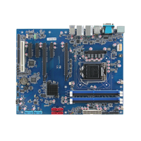 New EAX-C246BP Motherboard Comes with Four 288-pin DDR4 2400/2666MHz DIMM Socket