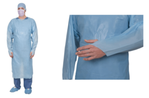 Carolina CoverTech is Now Manufacturing Disposable Isolation Gowns to Meet COVID-19 Demands