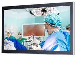New Medical Display Available with Zero-bezel Enclosure Design