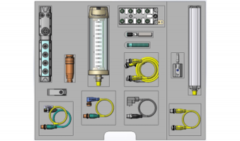 New IO-Link Starter kits Available in Measurement, Sensing and Traceability Sets