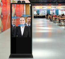New Self-Sanitizing Thermal Kiosks Available with Built-in 360 degree Ultraviolet Lamp