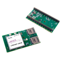 Janus Announces PTCRB and AT&T Certification of their CellBridge LTE910CF CAT-M1/NB-IoT Embedded Cellular Modem