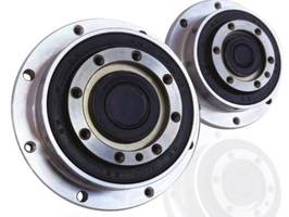 New CSF-ULW Gearhead Features Zero Backlash and High Torsional Stiffness