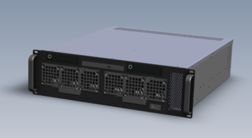 New Server Works With Military, Commercial and Industrial Applications