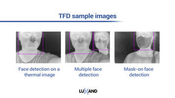 New FaceSDK 7.2 Version Detects High Temperatures in Humans