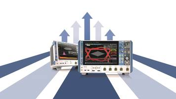 Rohde & Schwarz Offers Bandwidth Upgrades for Selected Oscilloscopes at No Extra Charge