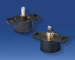 New Rotary Sensors Available with Temperature Drift of 5 ppm/K